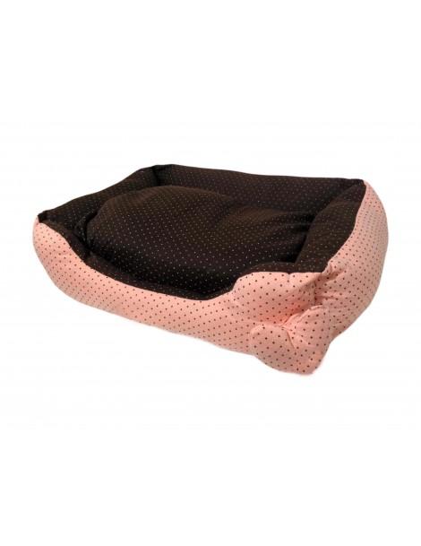 Dettagli su Cuccia per animali divanetto cane cani gatto gatti Alta