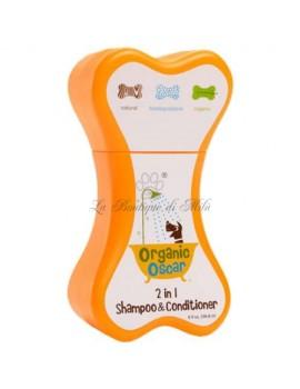 Shampoo Biologico 2 in 1 Organic Oscar