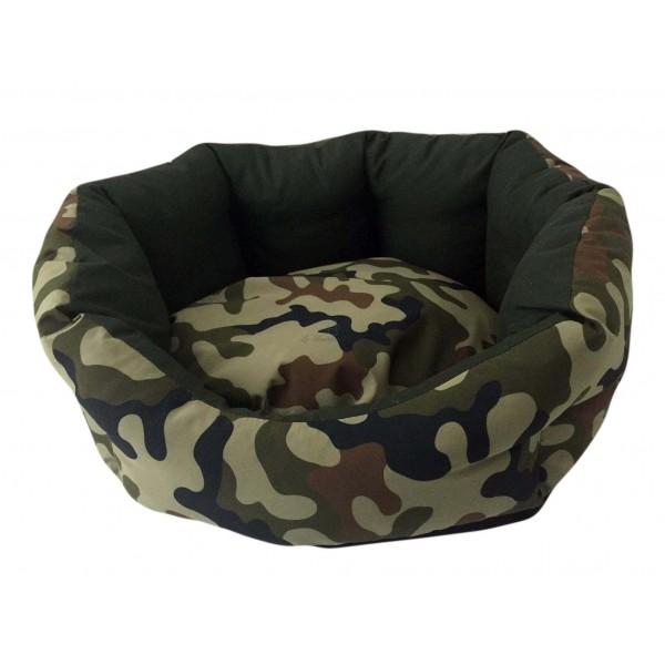 Cuccia a Pouf Camouflage