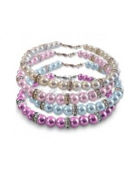 Collier in Perle Reale