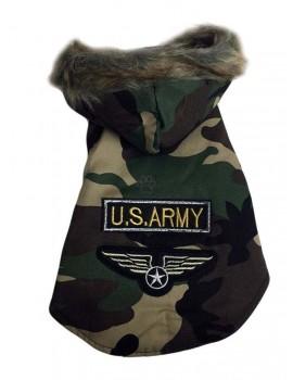 Piumino U.S. Army