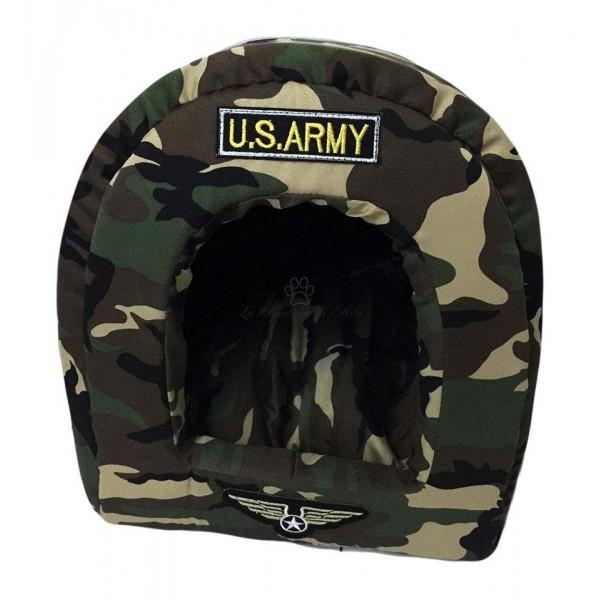 Cuccia a Tunnel U.S. Army
