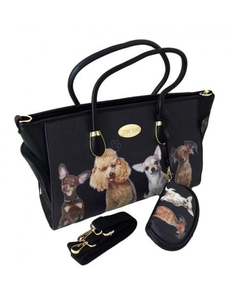 Borsa Trasportino Luxury Pet