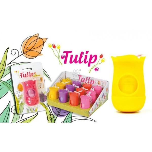 Dispenser per Sacchetti Igienici Tulip