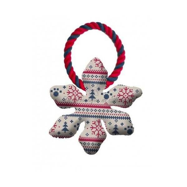 Gioco in Peluche Christmas Snowflake