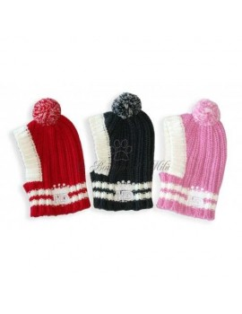Cappellino Crown Knit