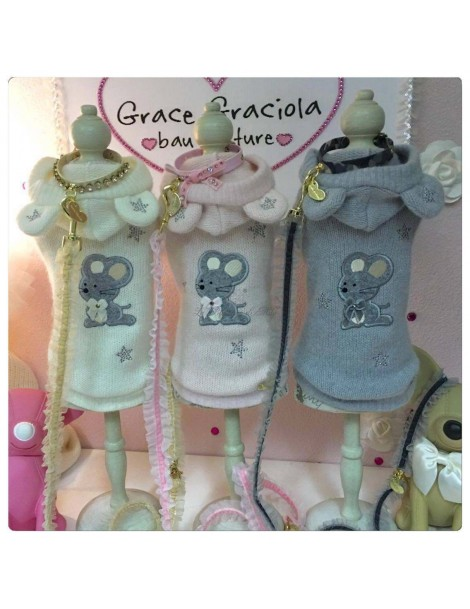 Grace Graciola Star Mouse Pull