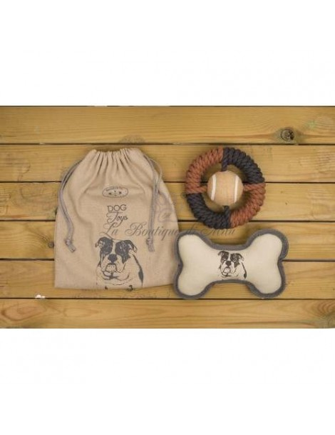 Set Regalo Giochi Luxury Dog