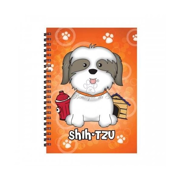 Notebooks Shih-Tzu