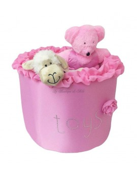 Toy Box Rosa Preziosa