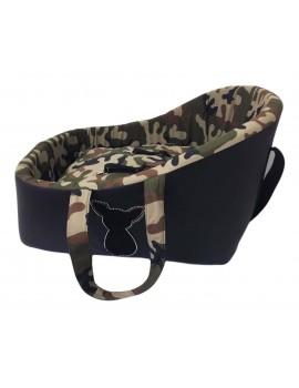 Seggiolino Trasportino Auto Chihuahua Camouflage Special