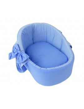 Cuccia a Culla Bleu Garden
