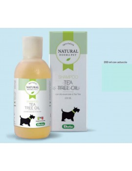 Shampoo Tea Tree Oil Derbe