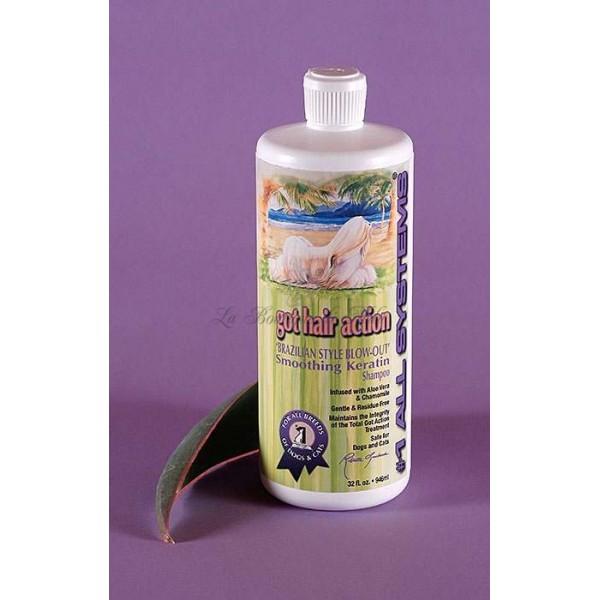 Smoothing Keratin Shampoo 1 All Systems