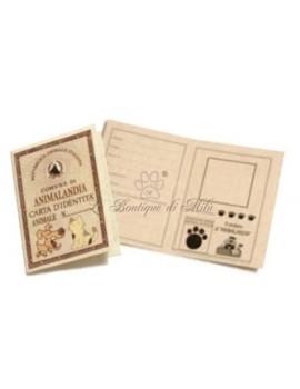 Carta d'Identità Animalandia