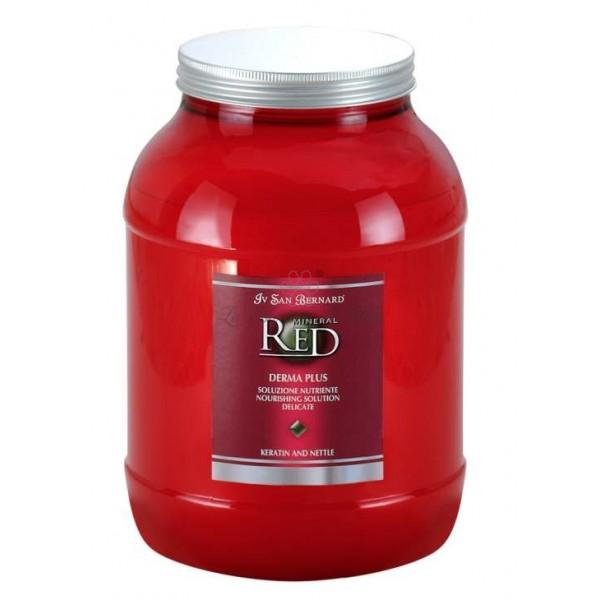 Derma Plus Mineral Red Iv San Bernard