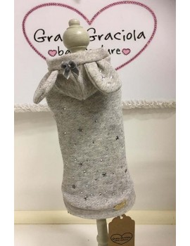 Gray Precious Sweatshirt LIMITED EDITION Grace Graciola