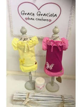 Little Butterfly San Gallo Top Tank LIMITED EDITION Grace Graciola