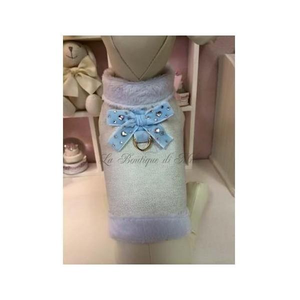 Dress Harness Light Blue Grace Graciola