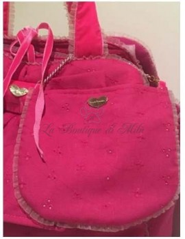 Pic Nic Bag Fucsia San Gallo Grace Graciola