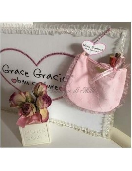 Pic Nic Bag Pink San Gallo Grace Graciola