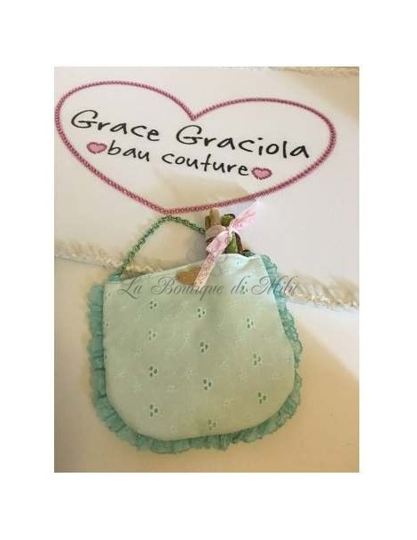 Pic Nic Bag Tiffany San Gallo Grace Graciola