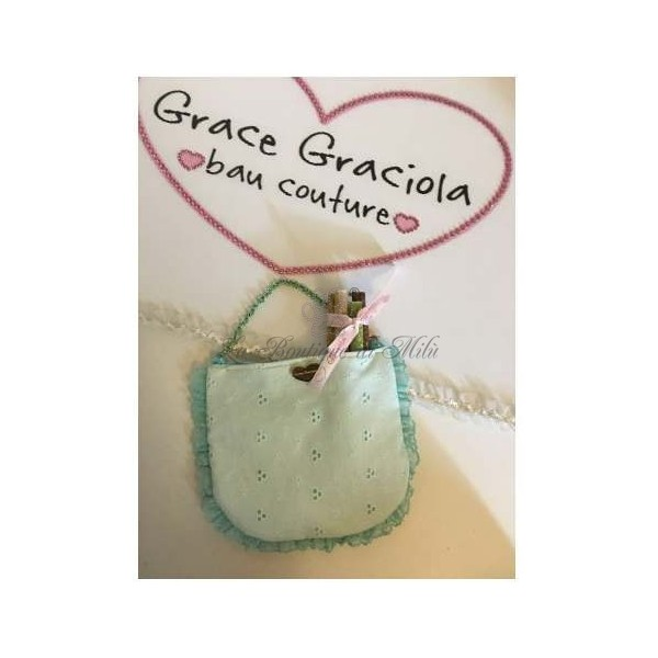 Pic Nic Bag Tiffany San Gallo Grace Graciola