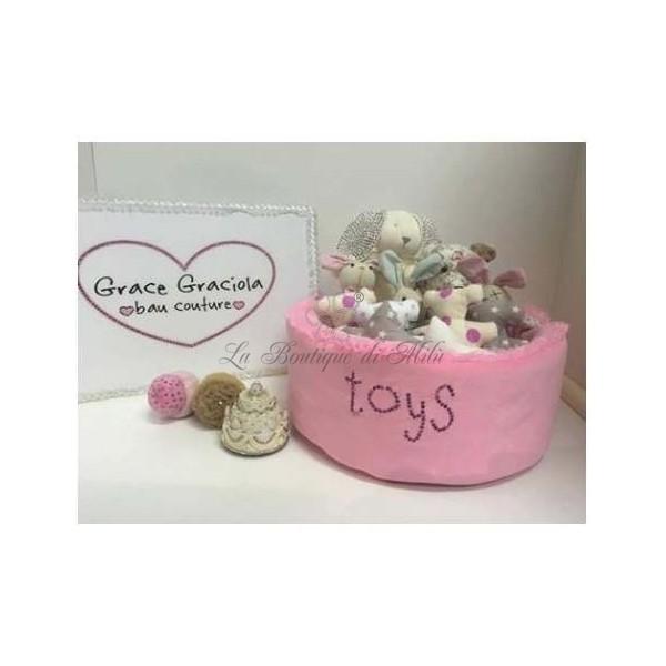 Toys Box Grace Graciola