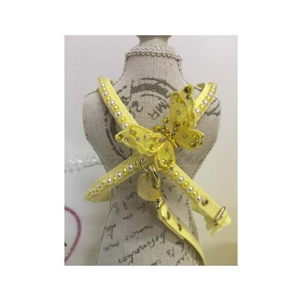 Romantic Precious Butterfly Harness Grace Graciola