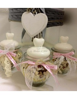 Romantic Treats Jar Grace Graciola