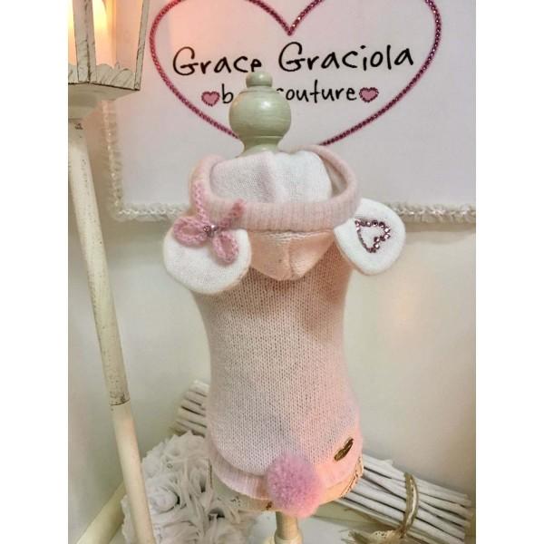 Romantic Bunny Pull Grace Graciola