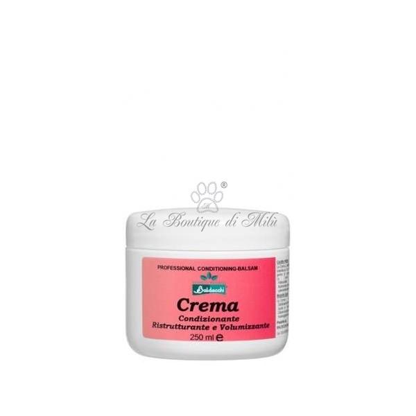 Crema Condizionante Ristrutturante E Volumizzante Baldecchi
