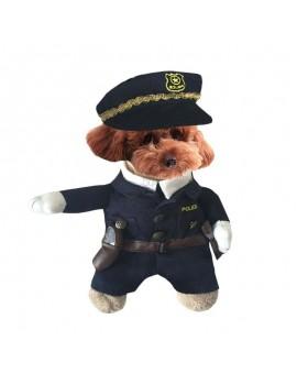 Costume Police carnevale