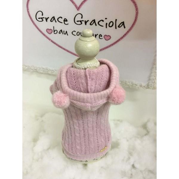Pom Pom Ears Pull Grace Graciola