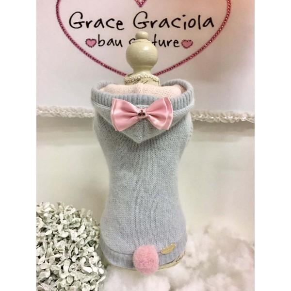 Lady Bow Pom Pom Pull Grace Graciola