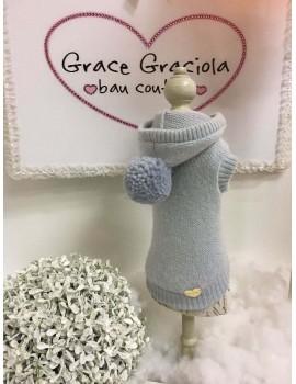 Super Chic Pom Pom Pull Grace Graciola