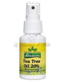 Tea Tree Oil Baldecchi