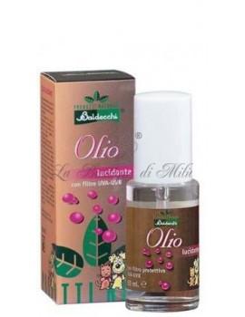 Olio Lucidante Con Filtro UVA-UVB Baldecchi