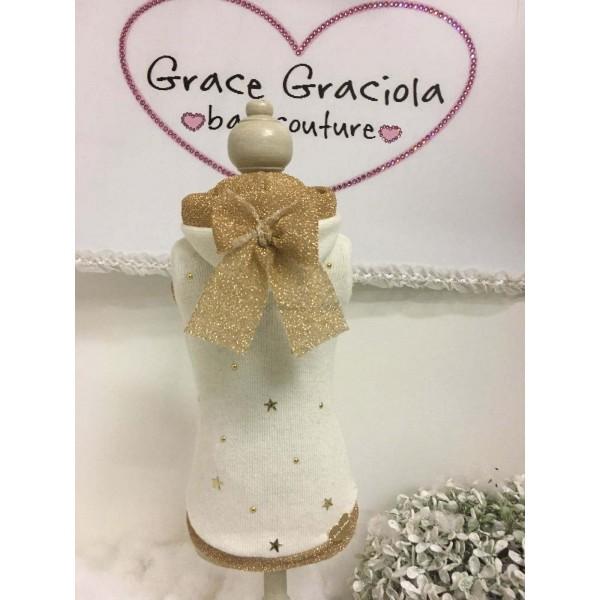 Golden Hood Pull Grace Graciola