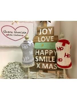 Ho Ho Ho Santa's Pull Grace Graciola