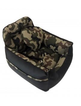 Seggiolino Trasportino per Auto Divanetto Special Camouflage