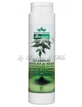 Shampoo All'Olio Di Neem