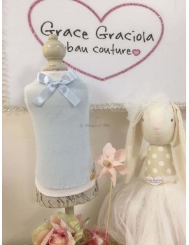 Puffo Ice Cream T-Shirt Grace Graciola