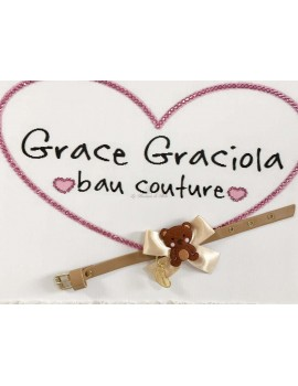 Sweet Bear Collar Grace Graciola