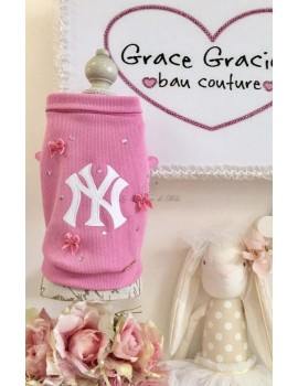 I Love New York In Fucsia Grace Graciola