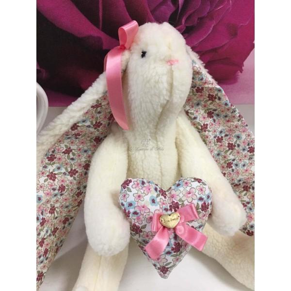 Heart Bunny Toy Grace Graciola