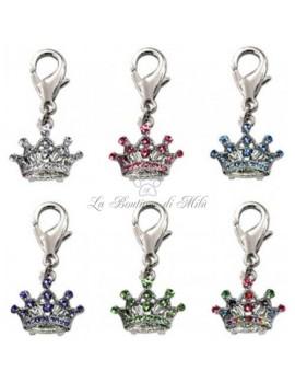 Ciondolo Royal Crown D-Ring