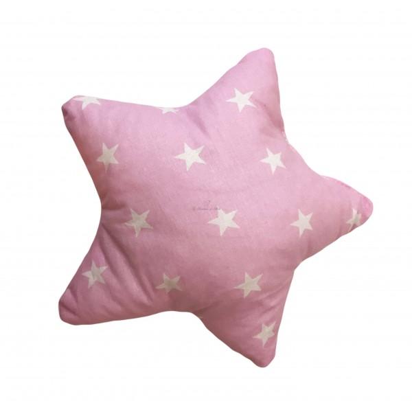 Gioco & Cuscino Pink Star