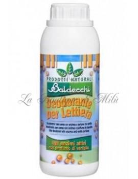 Deodorante per Lettiera Attrattiva agli Enzimi Baldecchi