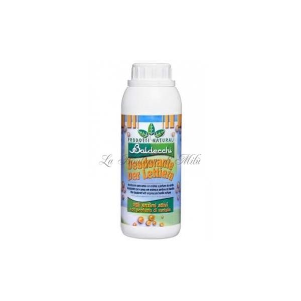 Deodorante per Lettiera agli Enzimi Baldecchi